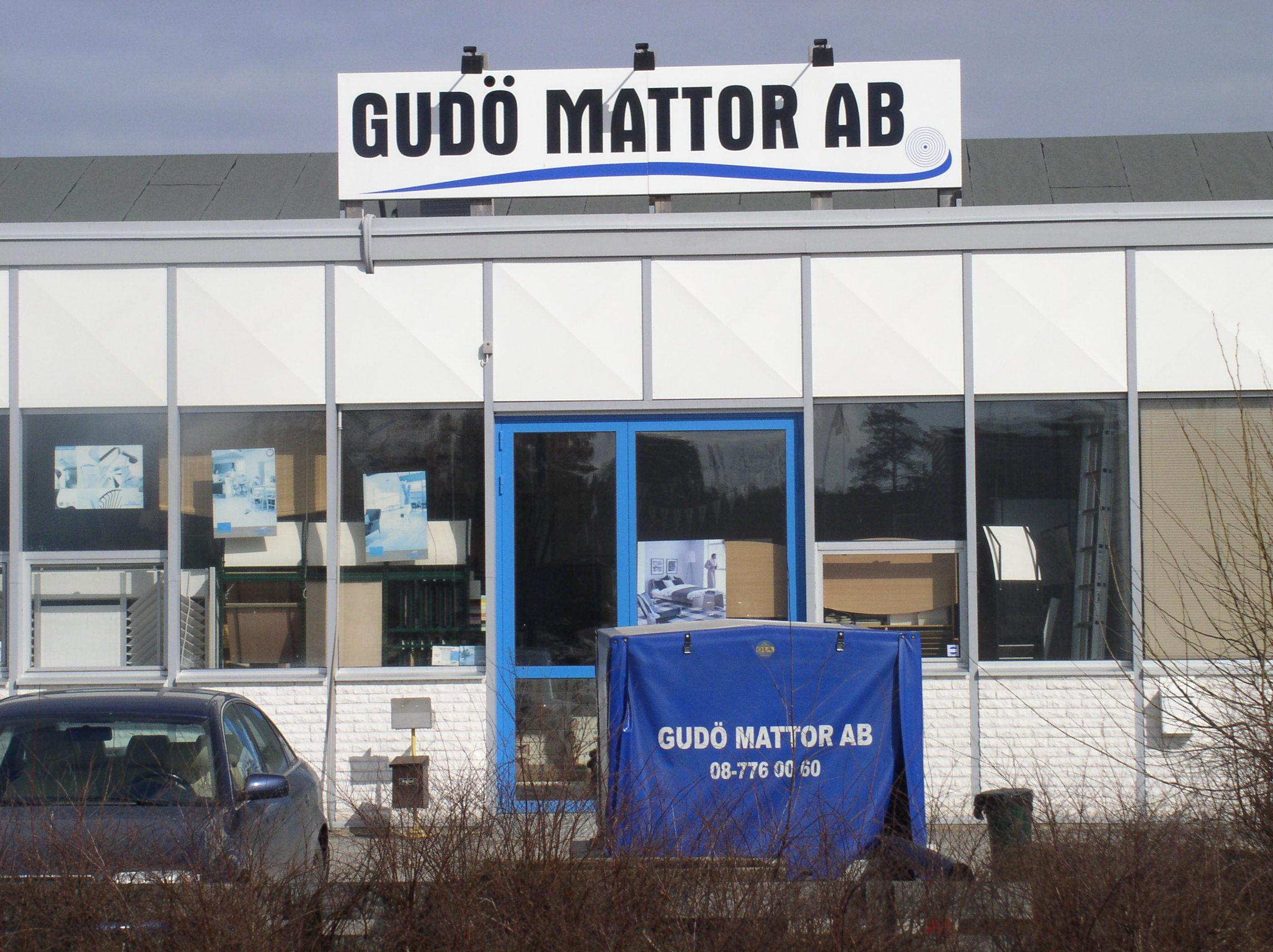 Gudö Mattor AB